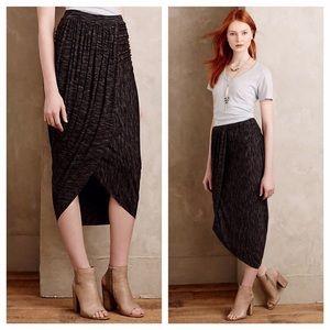 NWOT Anthropologie Nona Maxi Skirt